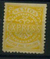 SAMOA ( POSTE ) Y&T N°  5  TIMBRE  NEUF  SANS  GOMME . - Samoa