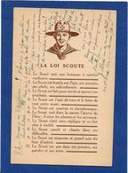 CPA Scout Scoutisme éclaireurs écrite - Scouting