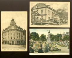 Lot De 60 Cartes Postales Du Grand - Duché De Luxembourg    Lot Van 60 Postkaarten Van Luxemburg - 60 Scans - Postcards