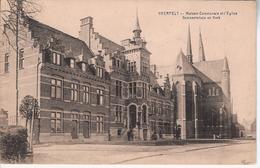 Gemeentehuis En Kerk - Neerpelt