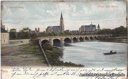 Metz Totenbrücke (Pont Des Morts) - Frankreich