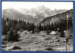 CPSM Scout Scoutisme éclaireurs Circulé Courchevel Savoie - Scouting