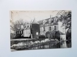 CPA 36 - ETRECHET, Le Château De Fougères - Sept 1904  -  NO REPRO - Autres Communes