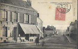 Connerre  Circuit De La Sarthe  Virage Rue De Paris - Connerre