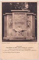 57. Monument Aux Enfants De METZ, Morts Victimes De La Guerre - Metz