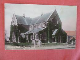 RPPC  New Zealand Church Of England Gisborne - Glue Residue On Back Ref 3024 - New Zealand