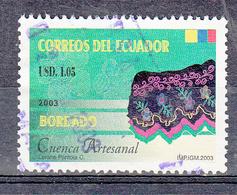 Ecuador 2003 Mi Nr 2716, Kunst, Handwerk - Ecuador
