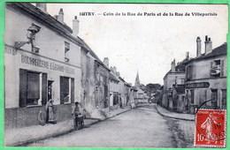 MITRY - COIN DE LA RUE DE PARIS ET DE LA RUE DE VILLEPARISIS - Mitry Mory