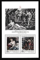 Tchécoslovaquie1988xxNus Féminins - Peinture - RicciY&TBF83 - Tchécoslovaquie