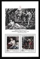 Tchécoslovaquie1988XxNus Féminins - Peinture - RicciY&TBF83 - Ungebraucht