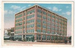 New England Building, Topeka, Kansas - Topeka