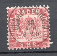 1868 BADEN 3 K - Bade