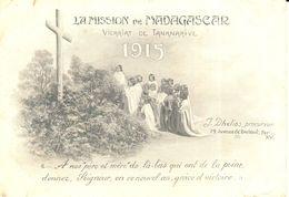 Afrique - Madagascar - La Mission De Madagascar - Vicariat De Tananarive - Madagascar