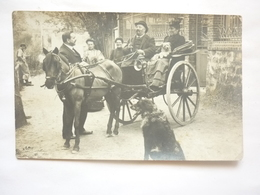 31 BARBAZAN CARTE PHOTO AVEC SIR PAS CHER ATELLAGE BELLE ANIMATION - Barbazan