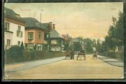 NEDERLAND ANSICHTKAART * VELP * VIJVERLAAN * GELOPEN IN 1924 Naar KLAASWAAL (3891m) - Velp / Rozendaal