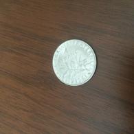 FRANCIA FRANCE 1 FRANCO 1961 - Monete