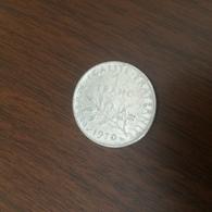 FRANCIA FRANCE 1 FRANCO 1970 - Monete