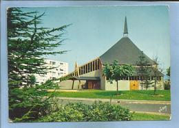 Ermont (95) La Chapelle Notre-Dame Des Chênes 2 Scans Jumelée à Lampertheim (All.) Maldegem (Bel.) Adria (Ita.) - Ermont