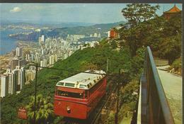 CHINA HONG KONG PEAK TRAMWAY, PC, Uncirculated - China (Hongkong)