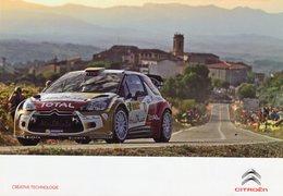 Citroen DS3 WRC  -  Kris Meeke/Paul Nagle  -  Rallye Catalunya 2015 -  Citroen Carte Promo - Rallyes