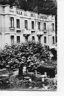 """2 CPSM Petit Et Gd Modèle Lourdes : Hôtel """"Villa Des Rosiers"""" : Façade Et Jardin - Lourdes"""