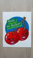 """DUPLO-Sammelbild Nr. 9 Für Das Album """"Freche Früchtchen"""" Von 1985 - Süsswaren"""