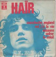 Disque 45 Tours JULIEN CLERC - BIEM 1969 - Disco & Pop