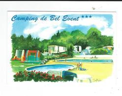 35 Saint Pere Camping De Bel Event Neuve TBE - Francia