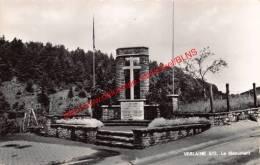 Le Monument - Verlaine - Verlaine
