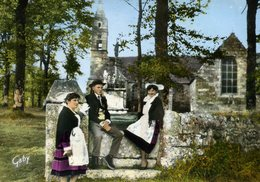 CPSM  Costumes De CALLAC-DE-BRETAGNE - - France