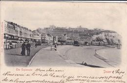 ANGLETERRE---DOVER--the Esplanade---voir 2 Scans - Dover