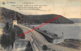 La Barrage - La Gileppe - Jalhay