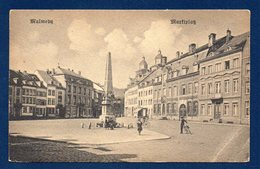 Malmédy. Marktplatz. Place Du Marché. 1920 - Malmedy
