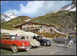 Switzerland 1964 / Susten Passhohe / Susten-Kulm Mit Stucklistock / Quick Buffet Self Service / Tourism, Mountains - BE Berne