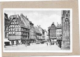 STRASBOURG - STRASSBURG  - 67 - Place De La Cathédrale  Munsterplatz - SAL** - - Strasbourg