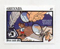 Grenada - 1989 - Francobollo Tematica Disney - Ben And Ale - Nuovo - (FDC11064) - Grenada (1974-...)