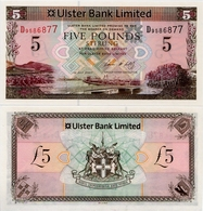 NORTHERN IRELAND - UB       5 Pounds       P-340       1.7.2007       UNC - 5 Pounds