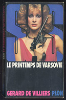 """{07810} Gérard De Villiers SAS N° 50 , EO 1978   """" En Baisse """" - SAS"""