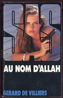 "{07872} Gérard De Villiers SAS N° 111 , EO 1993 TBE    "" En Baisse "" - SAS"