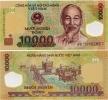 VIETNAM       10,000 Dong       P-119e       (20)10       UNC  [ 10000 ] - Vietnam