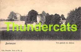 CPA BARBENCON VUE GENERALE DU CHATEAU  NELS SERIE 10 NO 59 - Beaumont