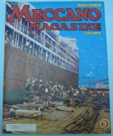 MECCANO Magazine - 1937 - Vol. XIV N°7 - Meccano