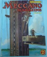 MECCANO Magazine - 1937 - Vol. XIV N°3 - Meccano