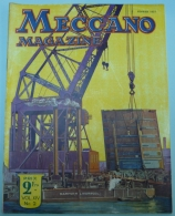 MECCANO Magazine - 1937 - Vol. XIV N°2 - Meccano