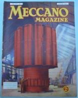 MECCANO Magazine - 1937 - Vol. XIV N°1 - Meccano