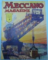 MECCANO Magazine - 1936 - Vol. XIII N°12 - Meccano