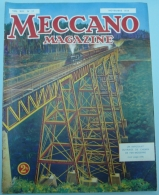 MECCANO Magazine - 1936 - Vol. XIII N°11 - Meccano