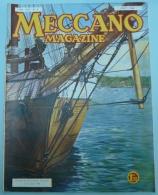 MECCANO Magazine - 1936 - Vol. XIII N°8 - Meccano