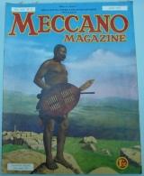 MECCANO Magazine - 1936 - Vol. XIII N°6 - Meccano
