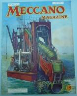 MECCANO Magazine - 1936 - Vol. XIII N°5 - Meccano